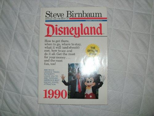 Birnbaum's Disneyland 1990: Birnbaum, Steven, Birnbaum, Stephen