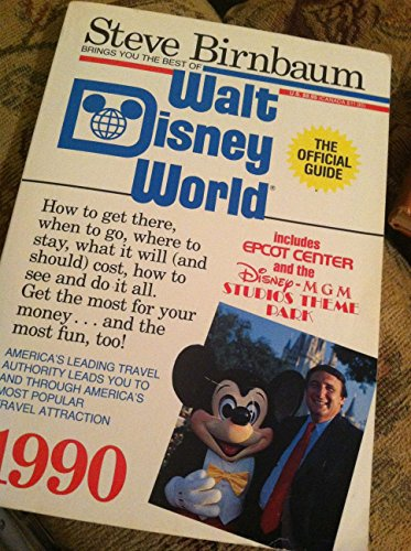 9780380710041: Steve Birnbaum Brings You The Best of Walt Disney World 1990