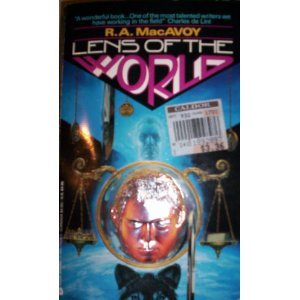 Lens of the World (0380710161) by R. A. MacAvoy