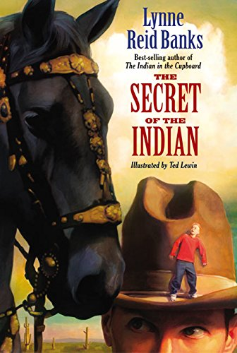 9780380710409: The Secret of the Indian (Indian in the Cupboard)