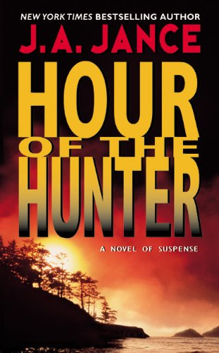 9780380711079: Hour of the Hunter