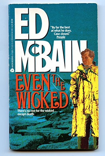 9780380711222: Even the Wicked