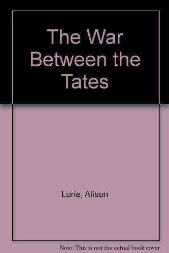 9780380711352: The War Between the Tates