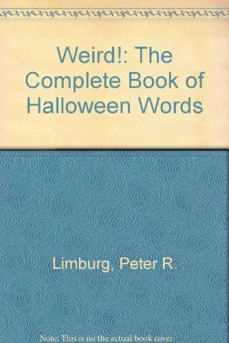 9780380711727: Weird!: The Complete Book of Halloween Words