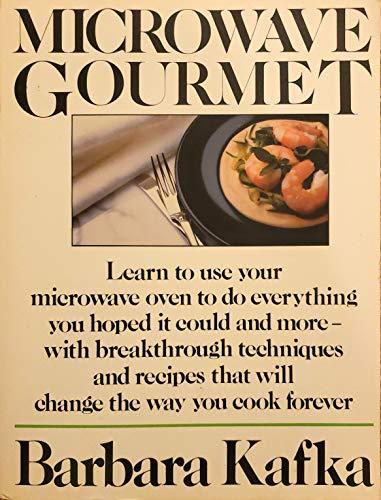 9780380712519: Microwave Gourmet