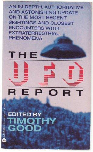9780380713240: The Ufo Report