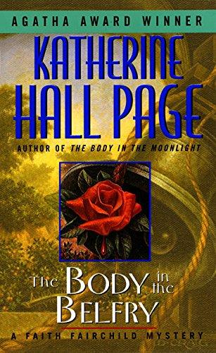 9780380713288: The Body in the Belfry: A Faith Fairchild Mystery