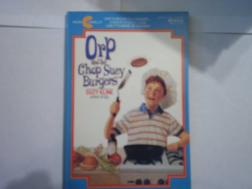9780380713592: Orp and the Chop Suey Burgers
