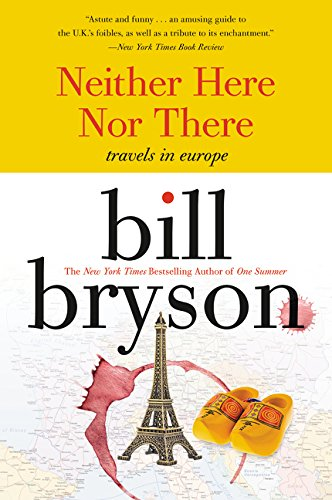 9780380713806: Neither Here nor There: Travels in Europe