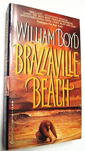 9780380713851: Brazzaville Beach