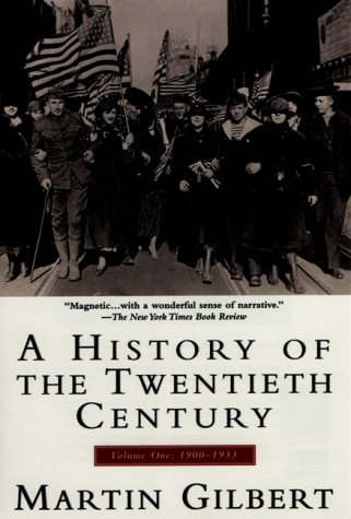 9780380713936: A History of the Twentieth Century: Volume 1, 1900-1933