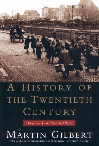 9780380713943: A History of the Twentieth Century: Volume 2, 1933-1951
