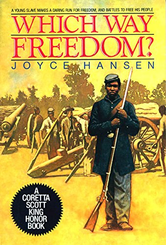 Which Way Freedom? (Obi and Easter Trilogy (Paperback)) (9780380714087) by Joyce Hansen