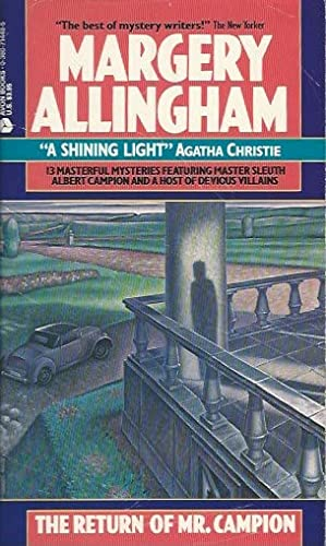 9780380714483: The Return of Mr. Campion