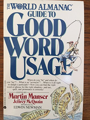 9780380714490: The World Almanac Guide to Good Word Usage
