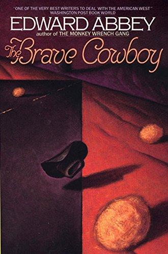 9780380714599: The Brave Cowboy