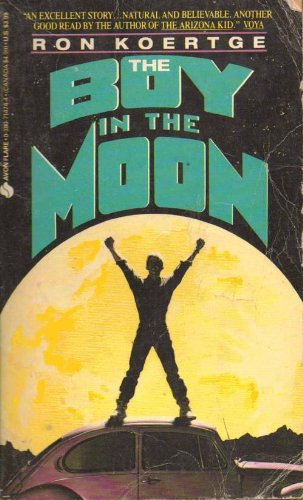 9780380714742: The Boy in the Moon (An Avon Flare Book)