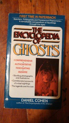 9780380714841: Encyclopedia of Ghosts