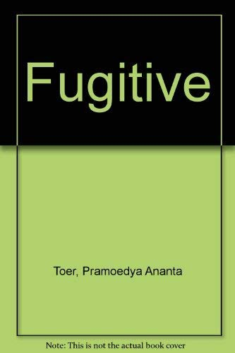 9780380714964: Fugitive