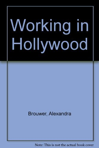 9780380715008: Working in Hollywood