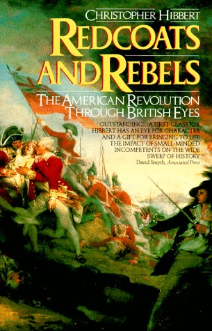 9780380715442: Redcoats and Rebels: The American Revolution Through British Eyes