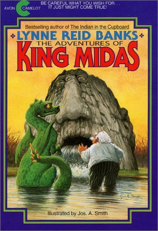 9780380715640: The Adventures of King Midas (Avon Camelot Books)