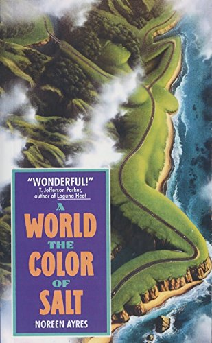 A World the Color of Salt (Smokey Brandon mystery): Ayres, Noreen