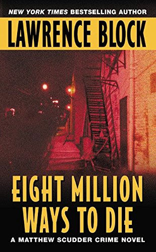 9780380715732: Eight Million Ways to Die (Matthew Scudder Mysteries)