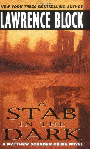 9780380715749: A Stab in the Dark (Matthew Scudder Mysteries)