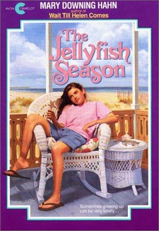 The Jellyfish Season (Avon Camelot Books): Mary Downing Hahn