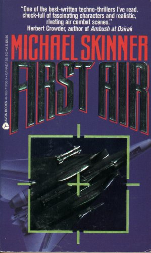 First Air (9780380717002) by Skinner, Michael
