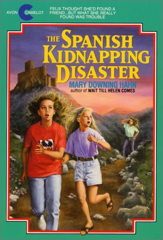 9780380717125: The Spanish Kidnapping Disaster