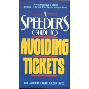 9780380717330: A Speeders Guide to Avoiding Tickets