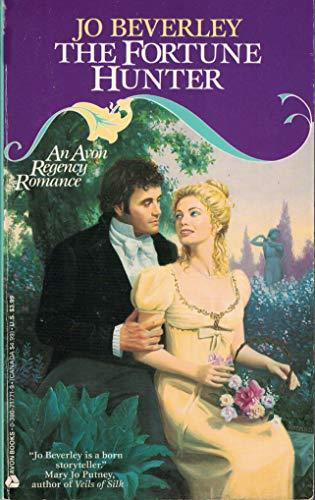 9780380717712: The Fortune Hunter (Regency Romance)