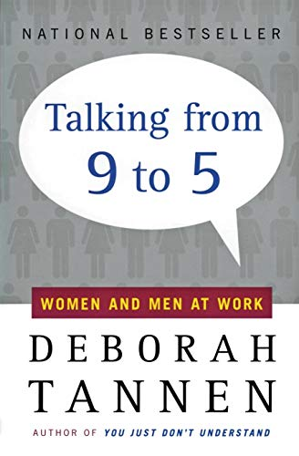 9780380717835: Talking from 9 to 5: Women and Men at Work