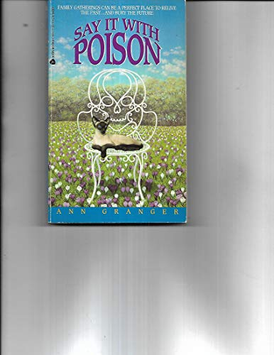 9780380718238: Say It With Poison (Meredith and Markby Mysteries)