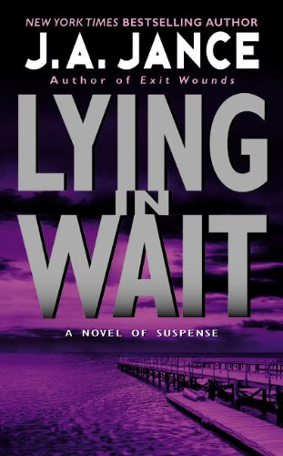 9780380718412: Lying in Wait: A J.P. Beaumont Mystery