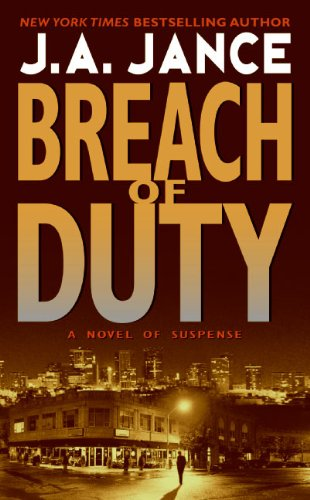 9780380718436: Breach of Duty: A J.P. Beaumont Mystery