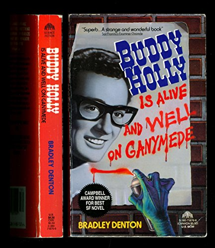 9780380718764: Buddy Holly is Alive and Well in Ganymede