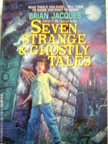 9780380719068: Seven Strange & Ghostly Tales