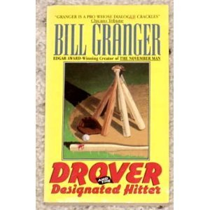 Drover and the Designated Hitter (0380719096) by Bill Granger