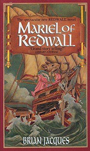 9780380719228: Mariel of Redwall (Redwall, Book 4)