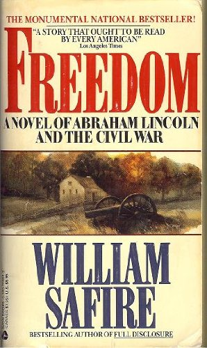 9780380719389: Freedom: A Novel of Abraham Lincoln and the Civil War