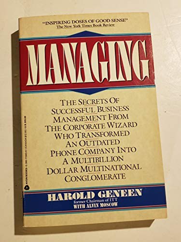 9780380719433: Managing