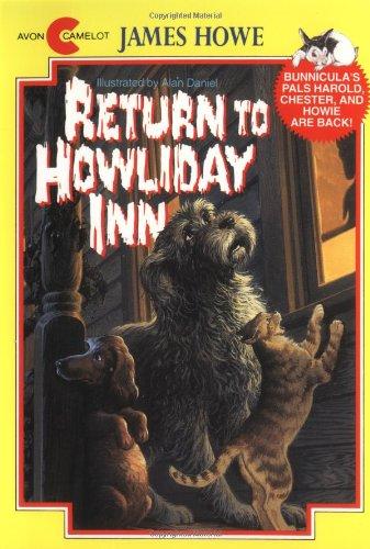 9780380719723: Return to Howliday Inn