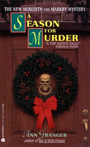 9780380719976: A Season for Murder (Meredith and Markby Mysteries)