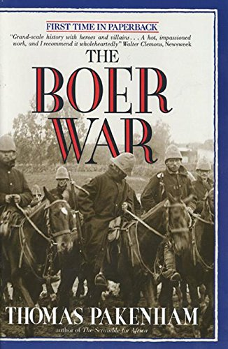 9780380720019: The Boer War
