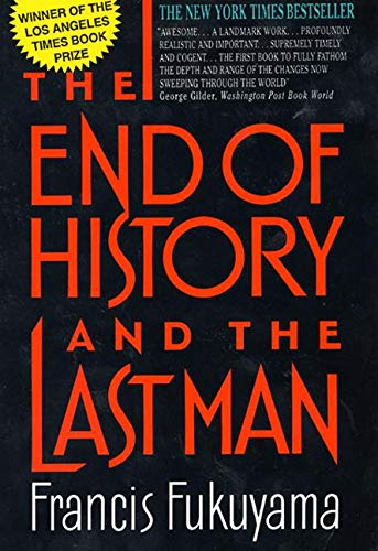 9780380720026: The End of History and the Last Man