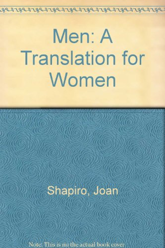 9780380720040: Men: A Translation for Women