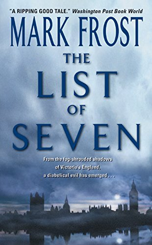 9780380720194: The List of Seven